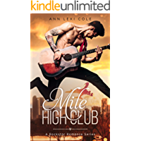 Mile High Club: A Rockstar Romance Insta Love Series (Rockstar Romance Series Book 1) book cover