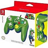 【任天堂ライセンス商品】ホリ クラシックコントローラー for Nintendo Switch ルイージ【Nintendo Switch対応】