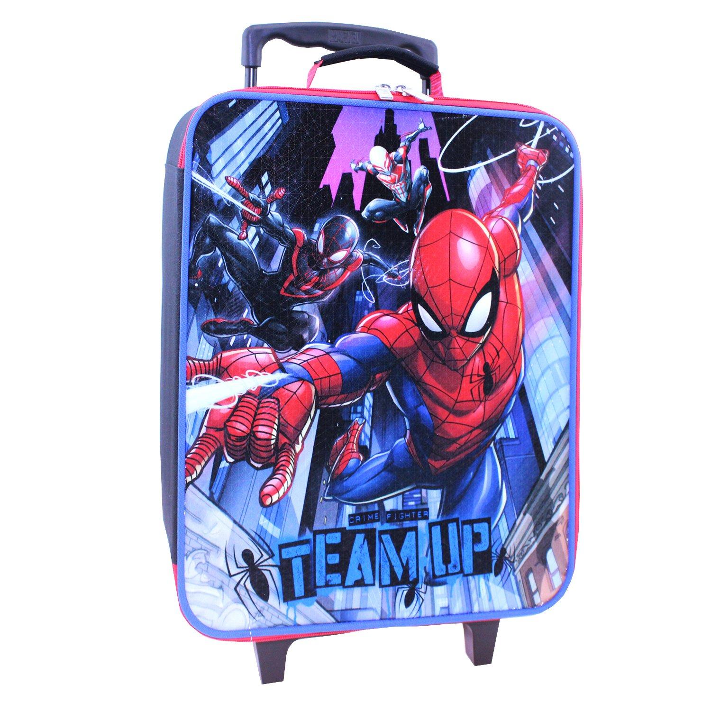 Marvel Boys' Spiderman Pilot Case, Blue
