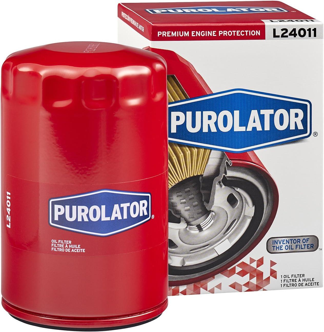 Engine Oil Filter Purolator L25401