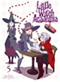 TVアニメ「リトルウィッチアカデミア」VOL.5 DVD (初回生産限定版)