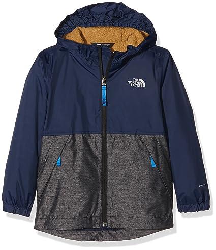North Jacket Jacke Warm Jungen B Storm Cosmic The Face Blau u1JcTl5FK3