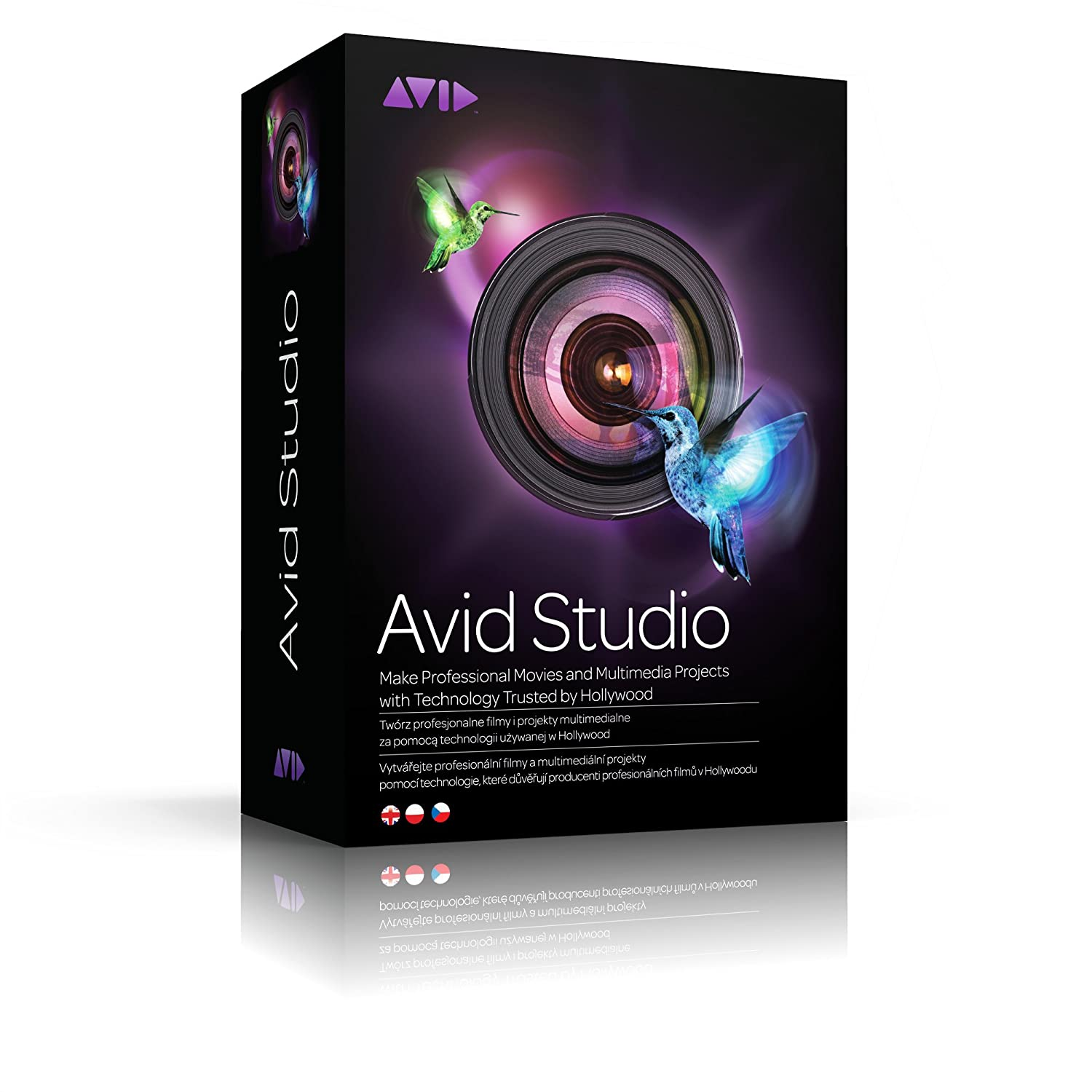 Xpress Studio Universal Media Kit Avid Xpress Studio HD Software
