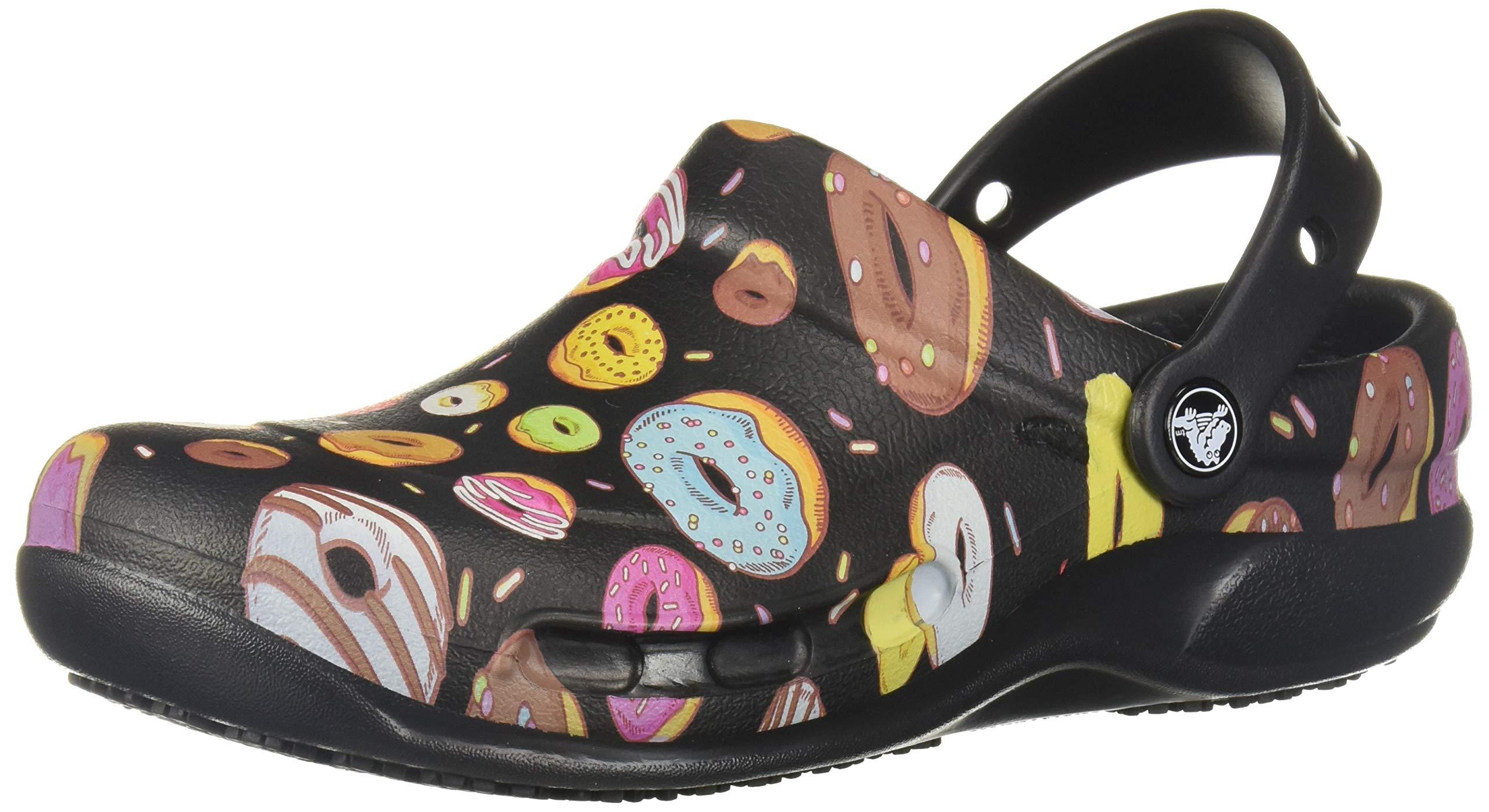 Crocs Unisex-Adult Bistro Graphic Clog