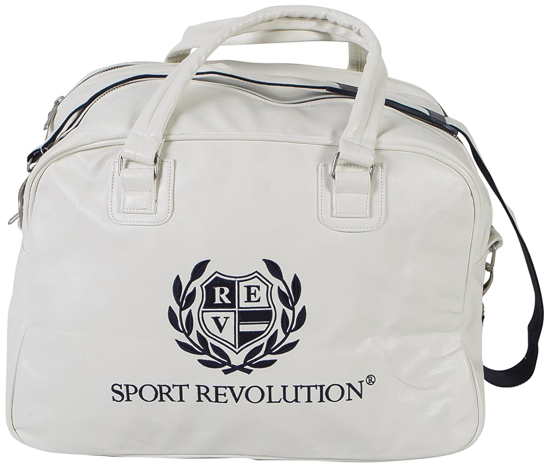 Padel/Sport Revolution, Maleta Deporte/Viaje Blanca, Blanco ...