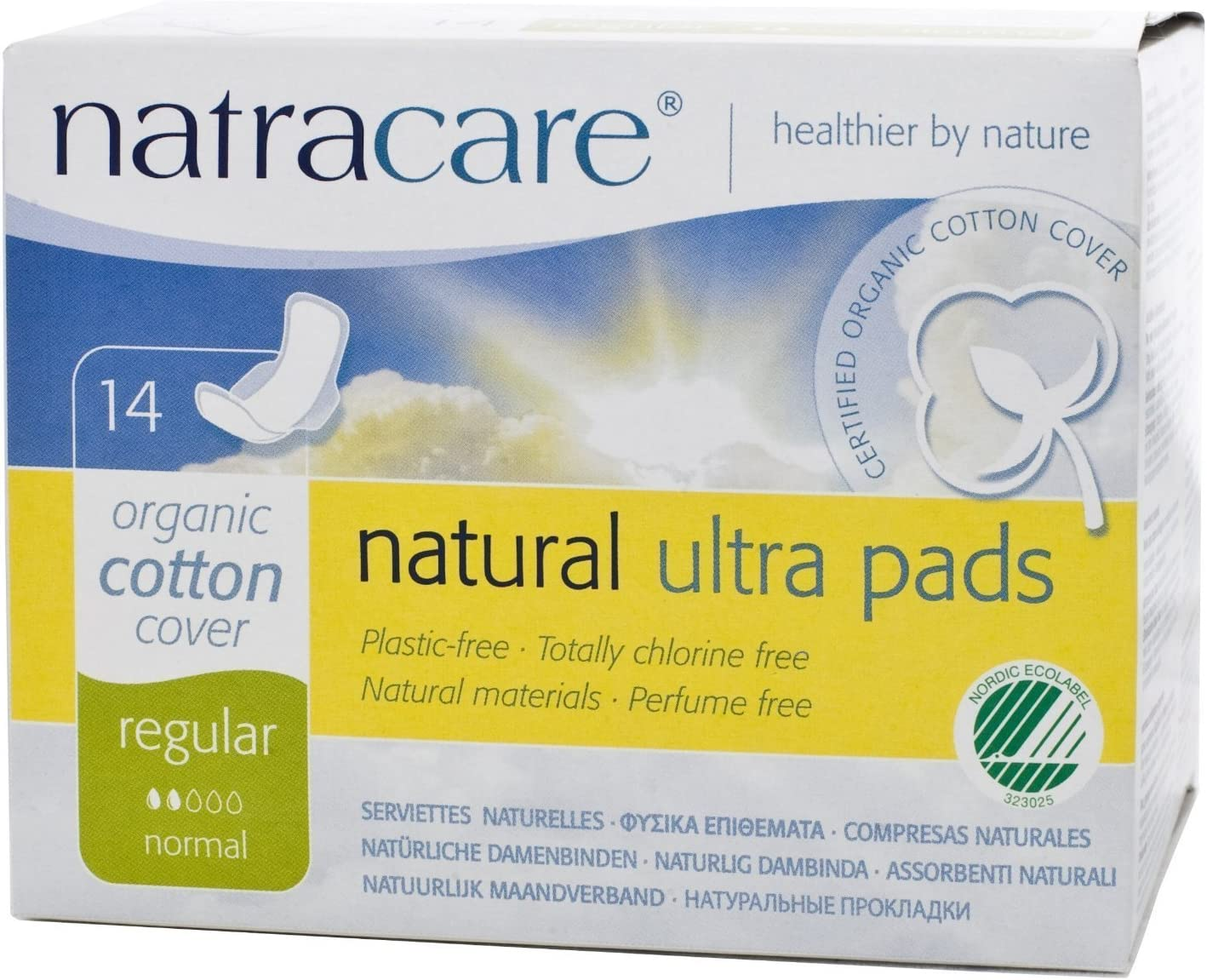 Ultra Pads Reg with Wings 14s x 12 Pack