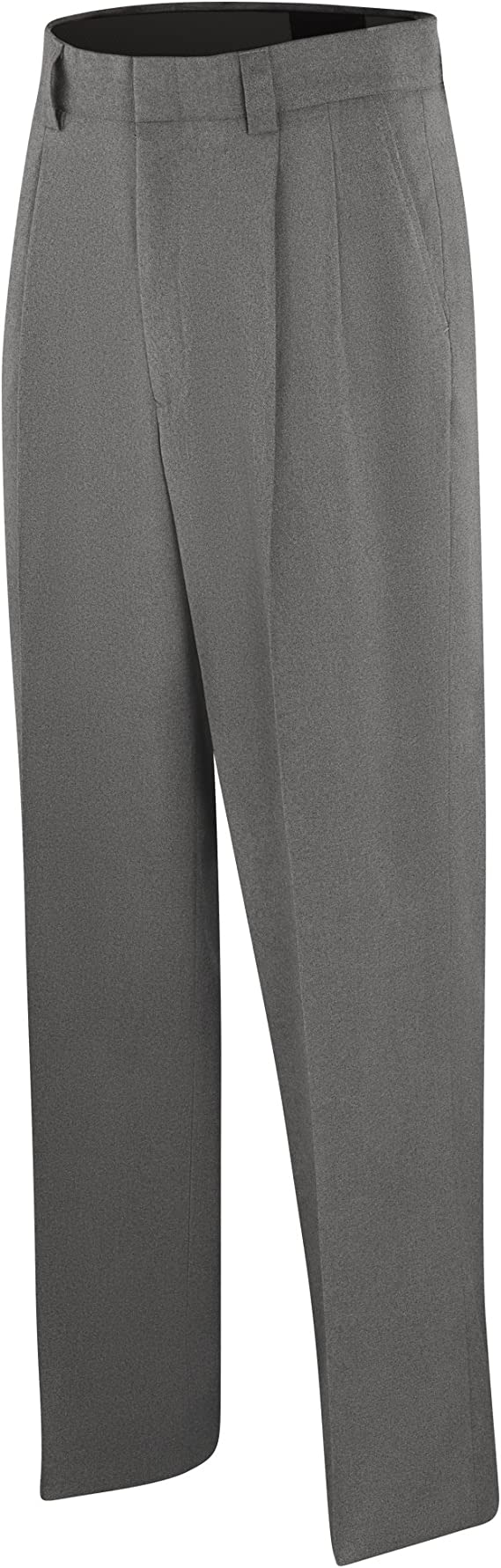 Size 44 Schutt Sports Heather Grey Adams USA ADMBB371-44-HG Umpire Combo Pleated Poly//Spandex Uniform Pants