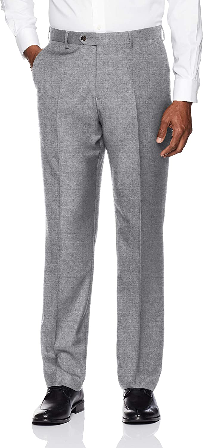 Brand BUTTONED DOWN Mens Tailored Fit Super 110 Italian Wool Suit Dress Pant
