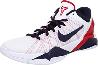 Amazon.com | Nike Zoom Kobe VII System USA (488371-102) (9