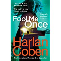 Fool Me Once: From the international #1 bestselling author (English Edition)