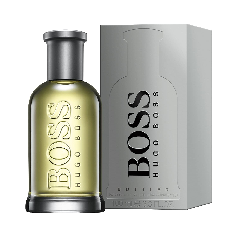 3e8c3656432ca Boss Bottled by Hugo Boss Eau De Toilette Spray 100ml  Amazon.co.uk  Beauty