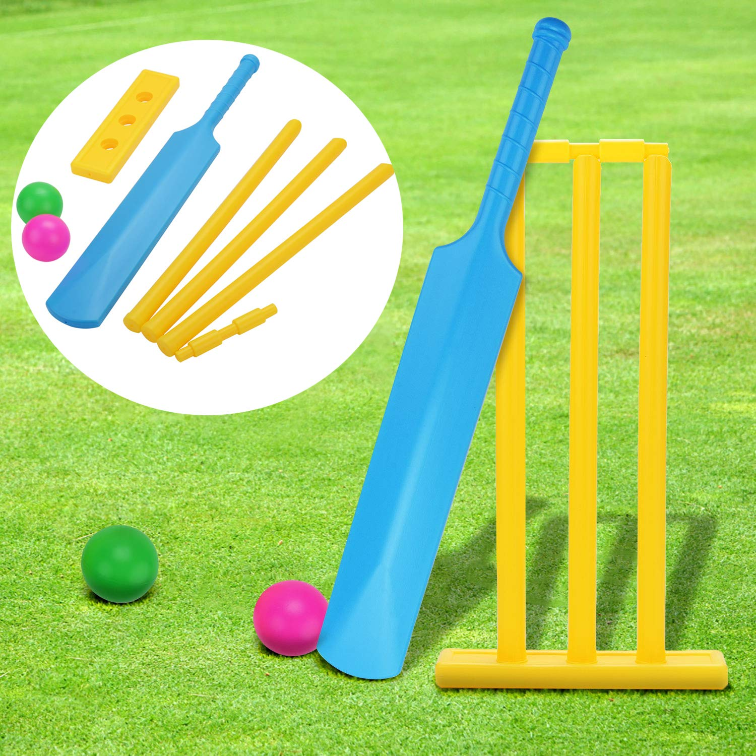 great cricket set for little ones