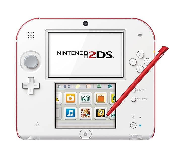 Nintendo 2Ds: Console Bianco/Rosso + Tomodachi Life [Bundle ...