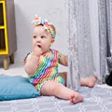 Leapparel 0-3 Months Toddler Baby Unisex Rompers