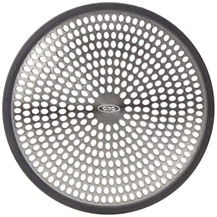 Amazoncom Oxo Good Grips Easy Clean Shower Stall Drain Protector