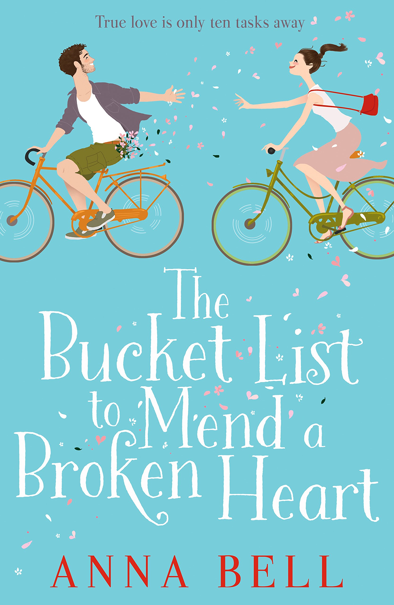 Download The Bucket List to Mend a Broken Heart ebook