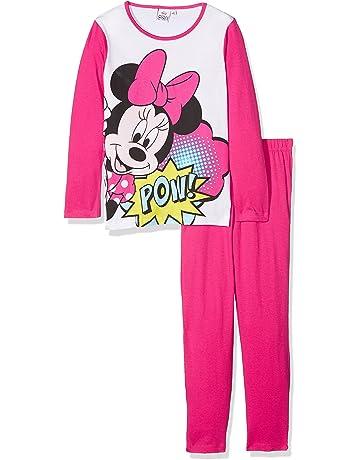 Disney Minnie Mouse Pow, Conjuntos de Pijama para Niñas