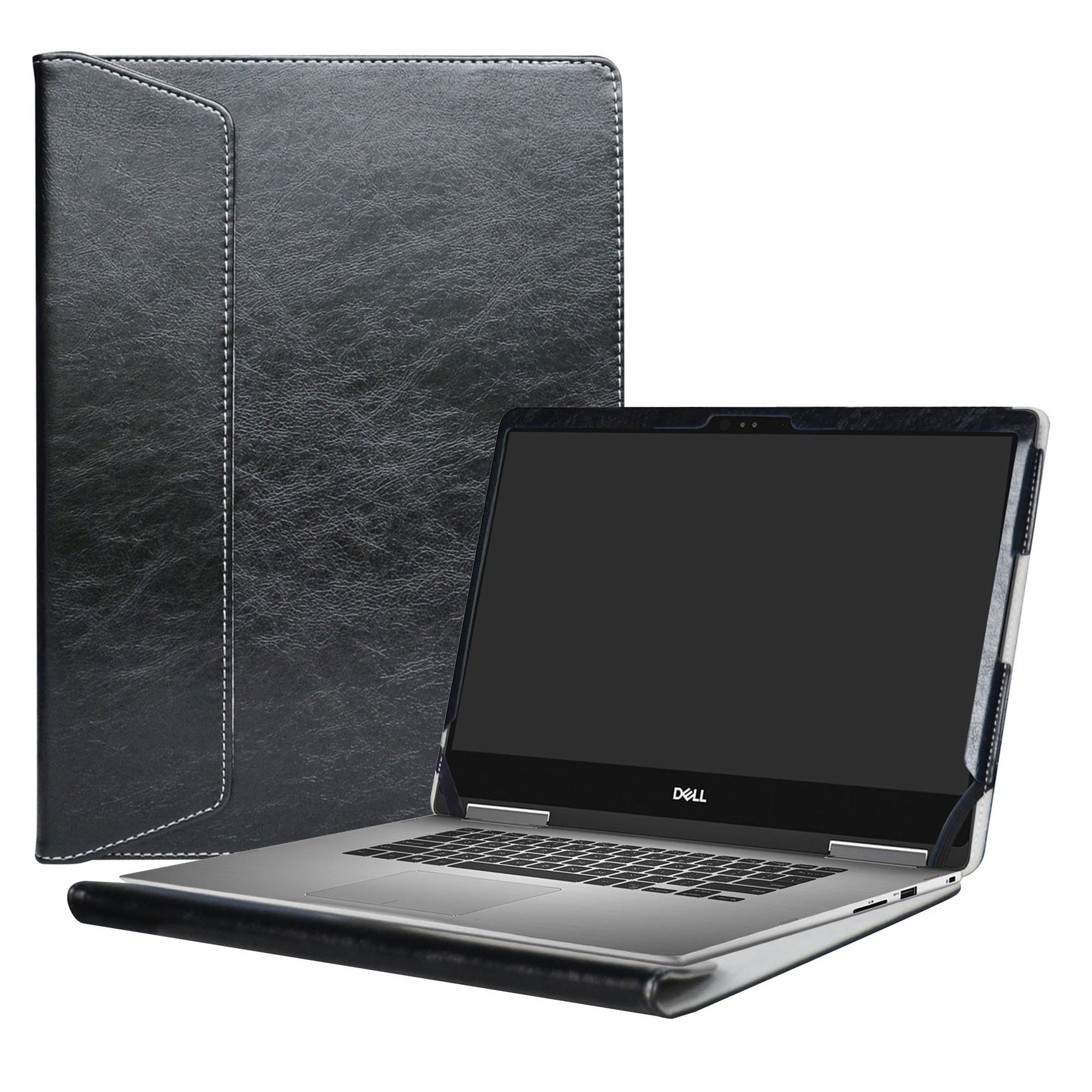 CaseBuy Keyboard Cover Compatible with Dell Latitude 3300 3301 13.3 inch Laptop Dell Latitude 7000 7300 13.3 Keyboard Protective Skin Without Pointing Black Dell Latitude 5300 13.3 Laptop