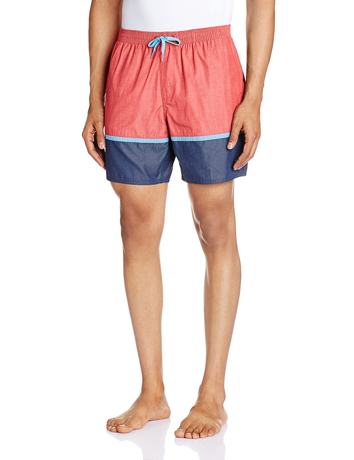 DC Turtle Bay Boardshorts Jester Red