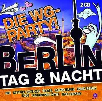 Berlin Tag Nacht Die Wg Party Various Amazonde Musik