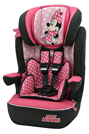 Disney Minnie Mouse Imax SP Car Seat (9 Months-11 Years): Amazon.co ...