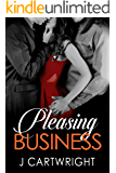 Pleasing Business: MMF Bisexual Romance
