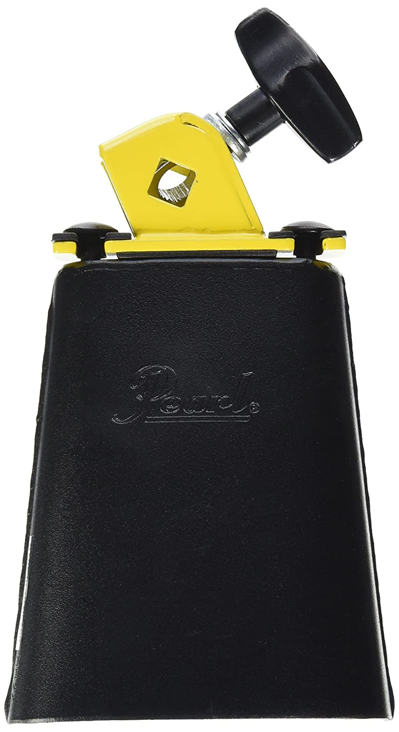 Pearl HH2X Horacio Hernandez Signature II Cowbell - ClaBell - Foot Clave Bell with QR Bracket Pearl Corporation