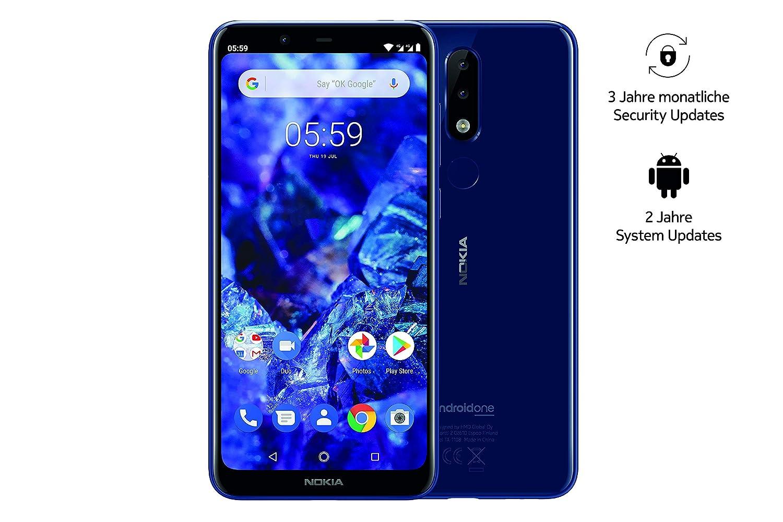 Nokia 5.1 Plus 14,7 cm (5.8