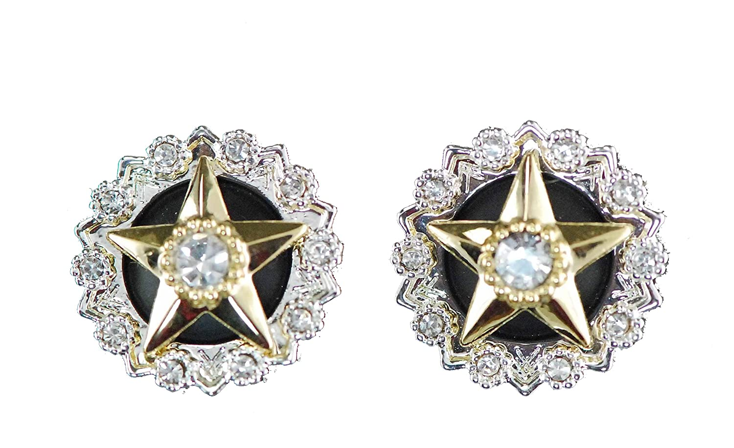 Amazon Western Bling Horse Lover Jewelry Concho Star
