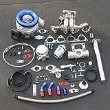 For Honda B-Series High Performance 13pcs T04E Turbo Upgrade Installation Kit