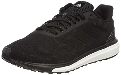 differently fa242 0aa65 adidas Damen Response Laufschuhe, Schwarz (Ftwr WhiteCore BlackCore Black)