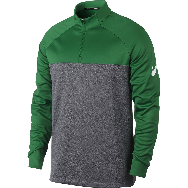 64a9c059 Amazon.com: NIKE Men's Therma Half Zip Golf Shirt: Clothing