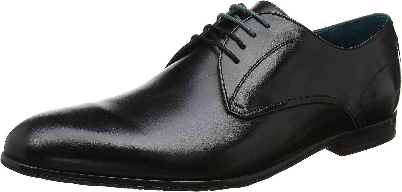 TALLA 40 EU. Ted Baker Fonntan, Zapatos de Cordones Derby para Hombre