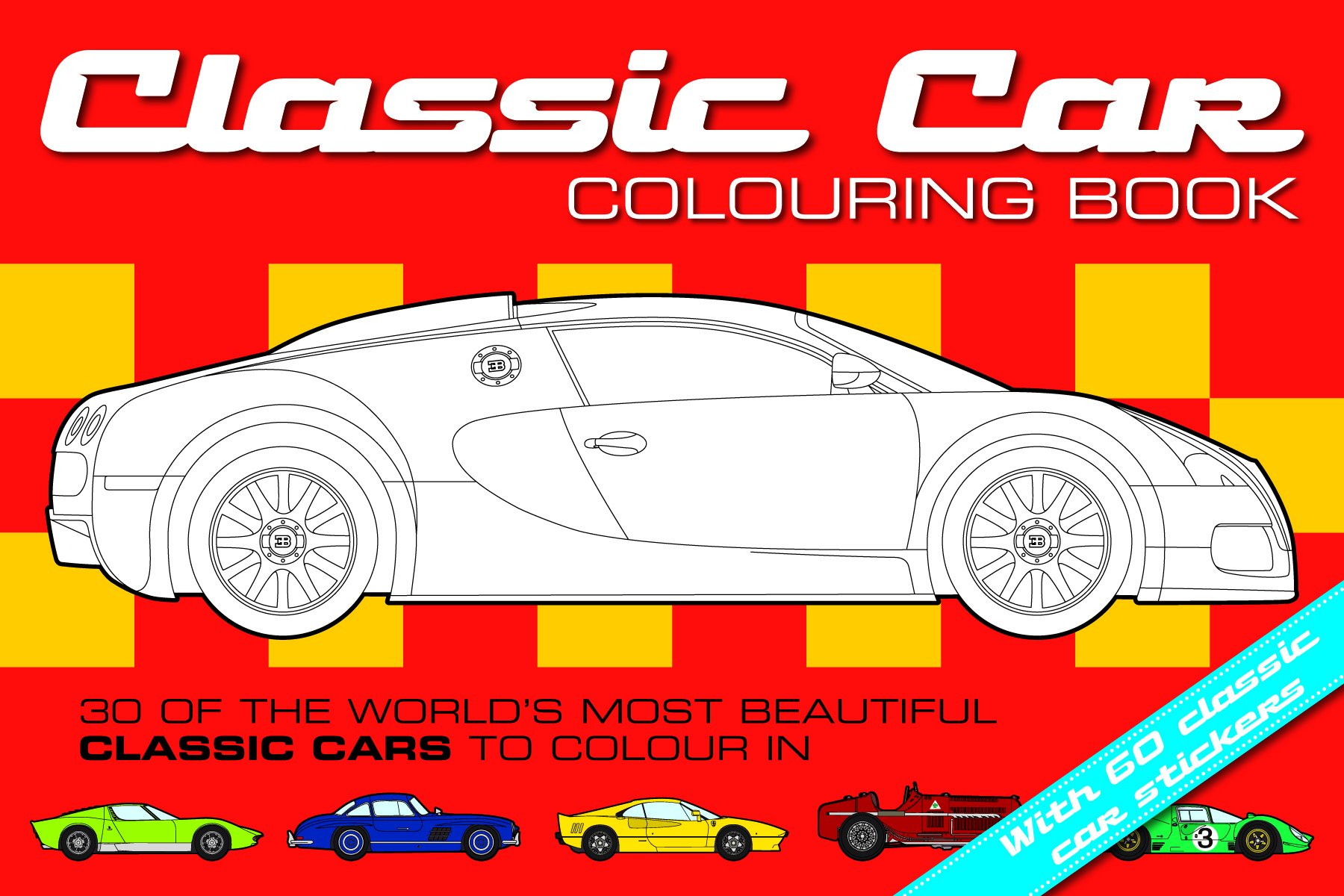 430+ Colouring Book Of Cars Picture HD