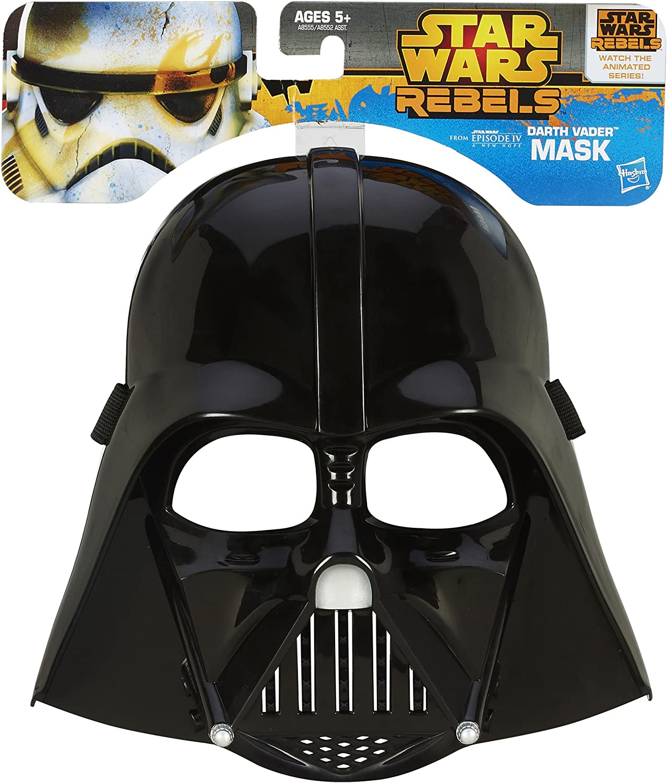 Star Wars Rebeldes Darth Vader máscara: Amazon.es: Juguetes y juegos