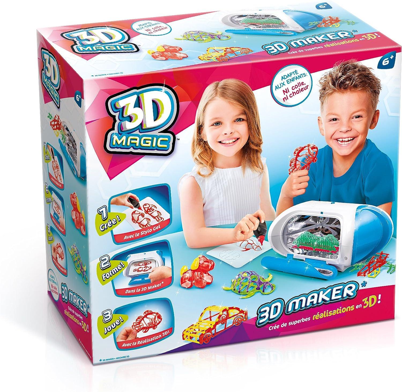 Unbekannt Canal Toys – ct54001 – Set Creativo 3D Maker para ...