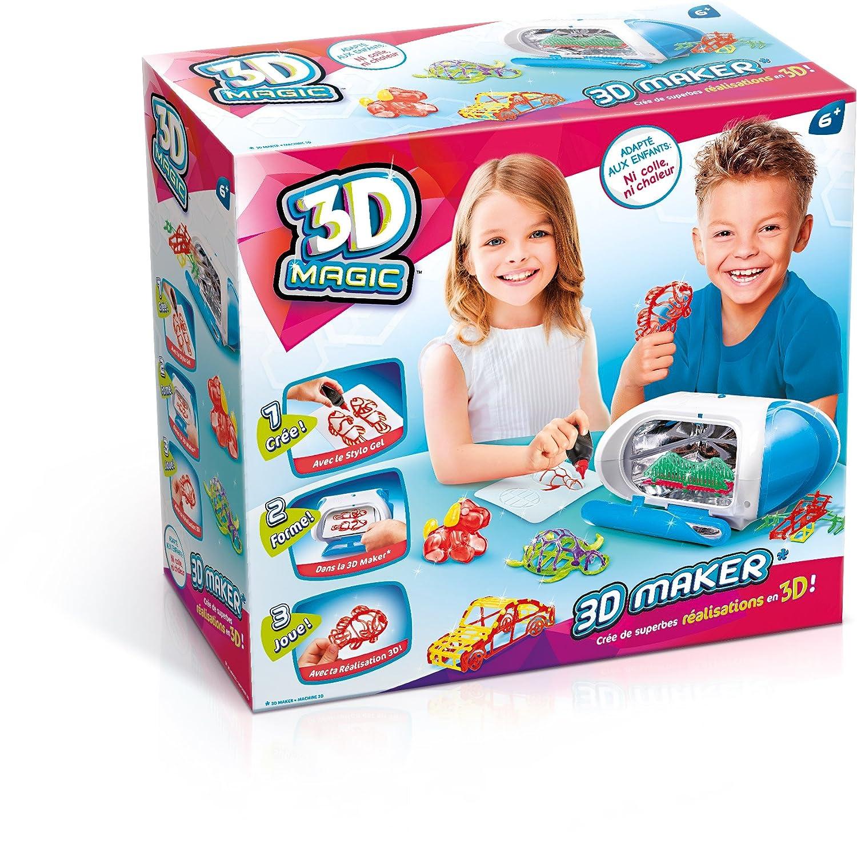 Unbekannt Canal Toys - ct54001 - Set Creativo 3D Maker para ...