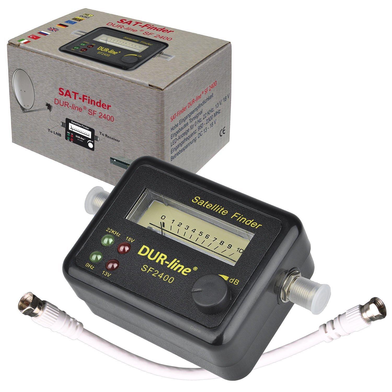 DUR-line SF 2400 mit Zubehör