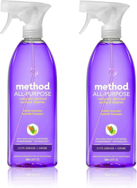 Method Naturalmente derivado limpiador de uso 28 oz (paquete de 2 ...
