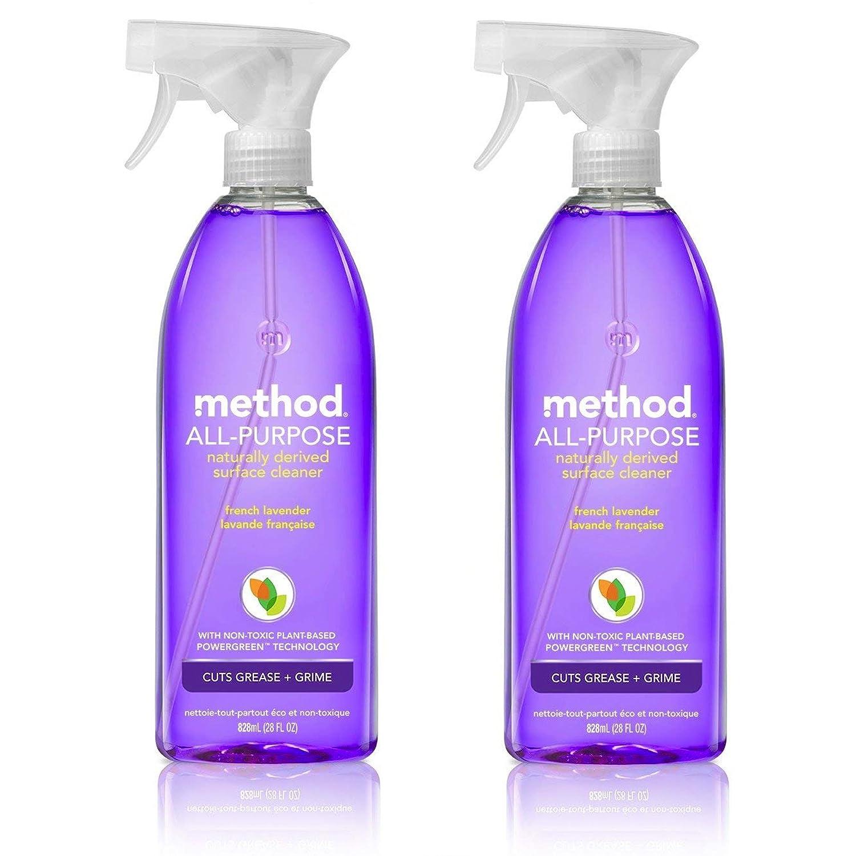 Method Daily Shower Spray - Eucalyptus Mint - 28 oz - 2 pk Alere ME-362B