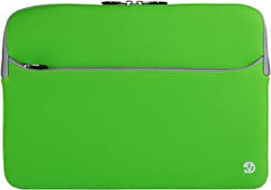 Water Resistant Computer Carrying Sleeve Pouch Bag Cover for Dell Latitude, XPS 13, Vostro