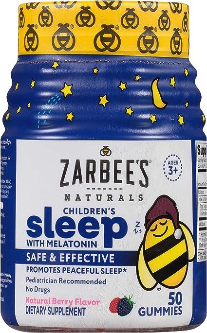 Amazon.com: Zarbees NaturalsSuplemento para dormir ...