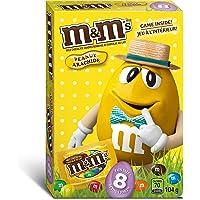 Peanut M&M Milk Chocolate Candies 104g