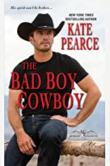 The Bad Boy Cowboy (Morgan Ranch Book 4) Kindle Edition