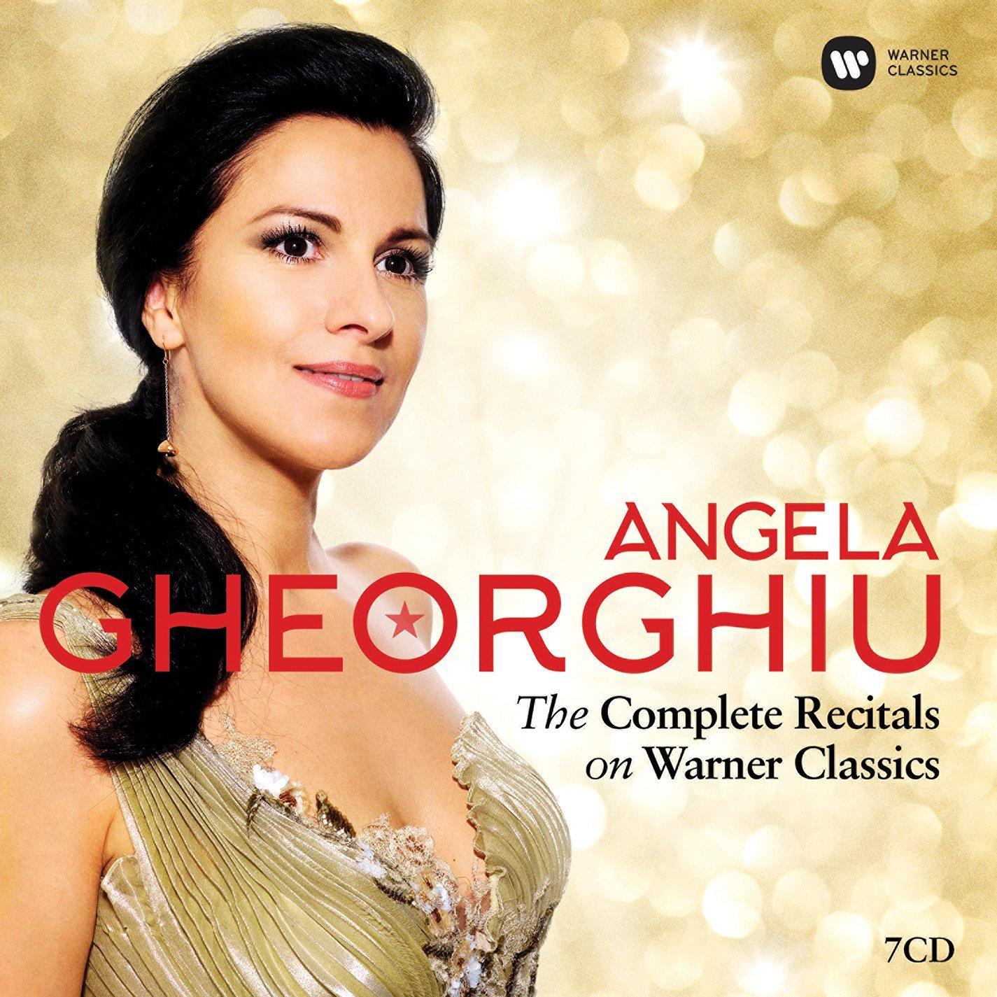 CD : Angela Gheorghiu - Complete Recitals On Warner Classics (Boxed Set, 7PC)