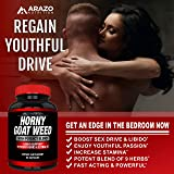 Premium Horny Goat Weed Extract with Maca