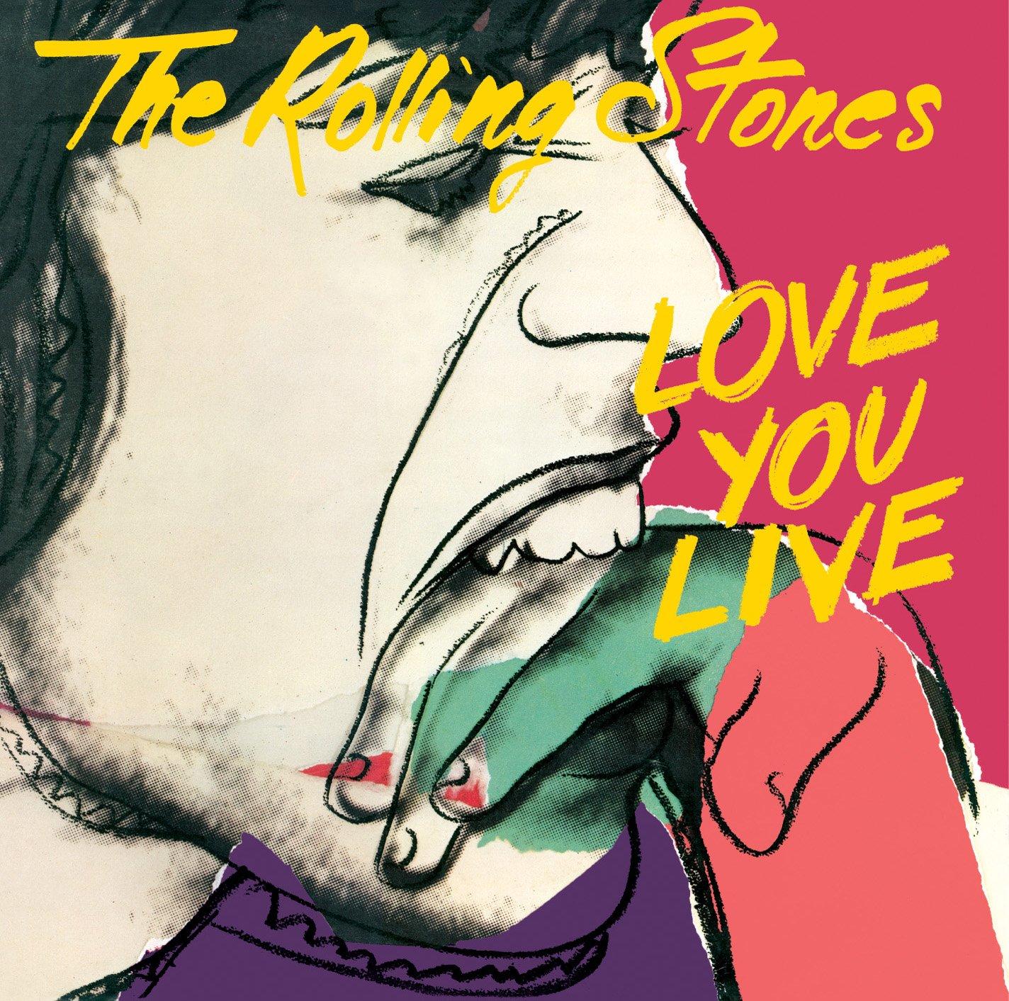 ローリング・ストーンズ/ラヴ・ユー・ライヴ(2CD)(2009年リマスター)