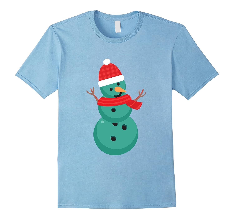 b90f1aa71945 Bowling Snowman Santa Merry Christmas Funny T-Shirt Gift-ANZ – Anztshirt