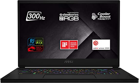 Laptops mit Core-i9 17 Zoll MSI
