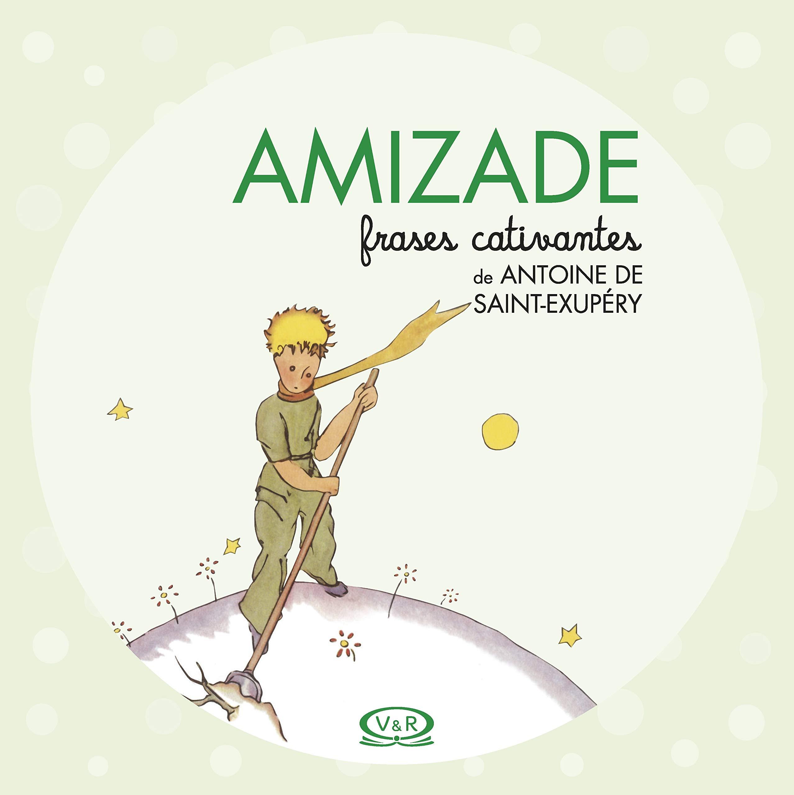 Amizade Frases Cativantes De Antoine De Saint Exupery Em